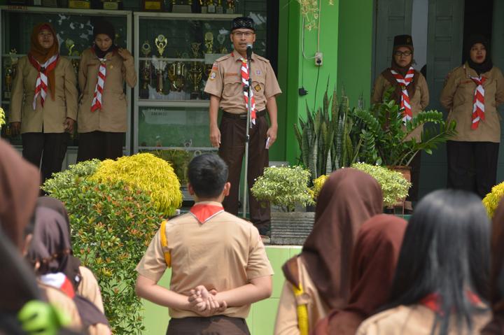 APEL PEMBUKAAN PERJUSA SMA NEGERI 88 JAKARTA