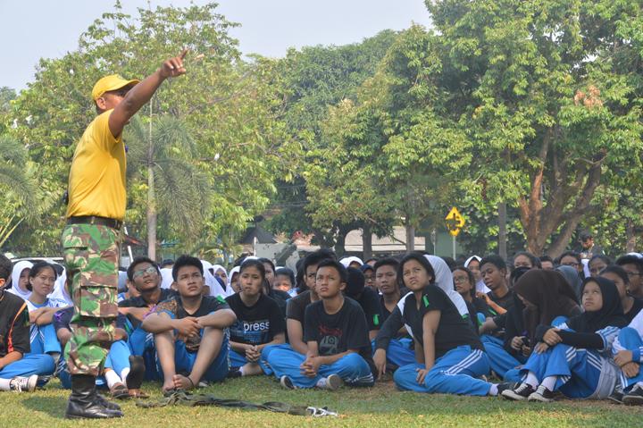 LDKS dan LDKL SMA NEGERI 88 JAKARTA