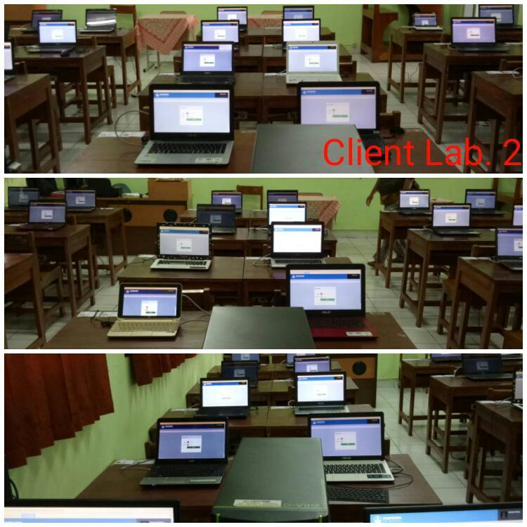 UNBK SMA NEGERI 88 JAKARTA
