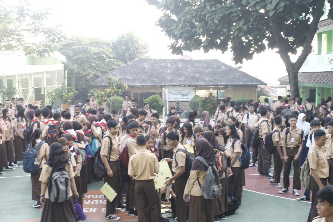 INFORMASI PPDB 2019 / 2020 SMA NEGERI 88 JAKARTA
