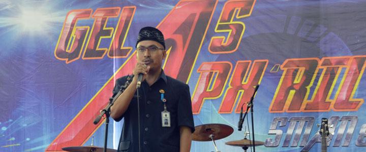 Sambutan Kepala SMA N 88 Jakarta Pada Pelaksanaan PENSI 2015