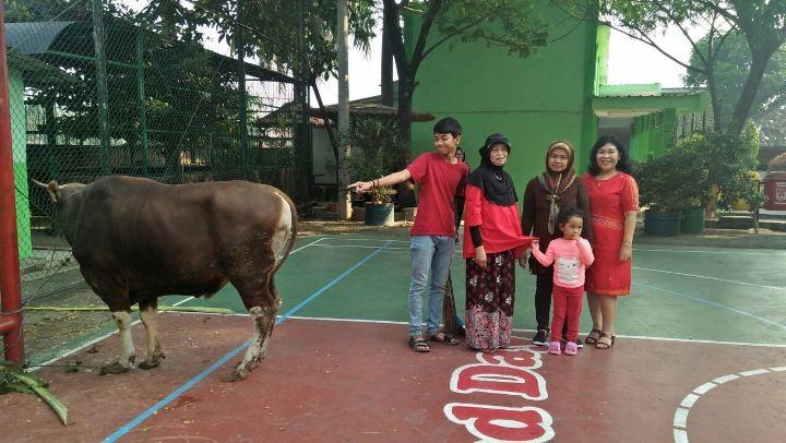 Idul Adha SMA Negeri 88 Jakarta